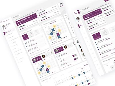 HRP app web  design website ui design webdesign web sketch flat clear