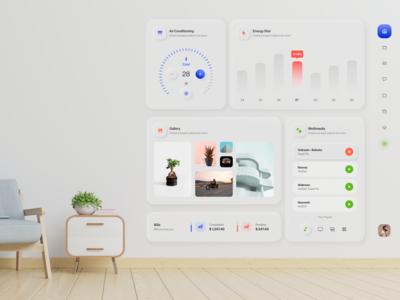 Smart Wall UI