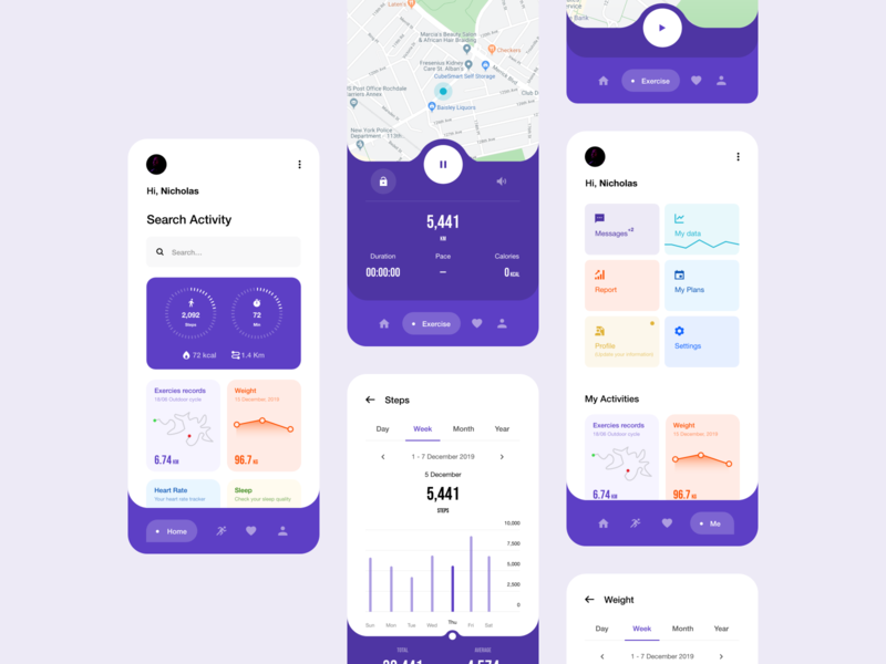 Health App V2