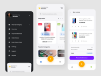 eCommerce App. ecommerce design ecommerce app ecommerce shop app design app ui app ux design ux ui design inspiration ui design