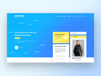 Startupers UI Design