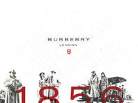 Burberry Logo Re-Redesign