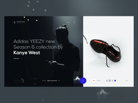 Yeezy - Daily UI