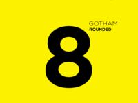 Gotham Rounded