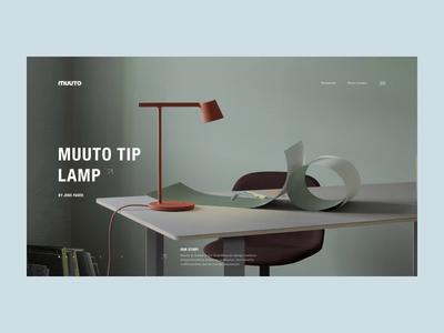 MUUTO Store UI Interaction ui design ui design web web design inspiration interaction brand transition lookbook motion ux ux design minimal clean shop ergemla