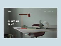 MUUTO Store UI Interaction