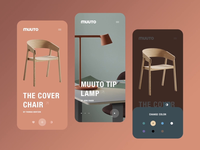 Muuto Mobile Interaction