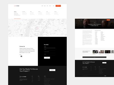 ClickPlay #3 uiux webui webdesign web inspiration uxdesign uidesign ux ui