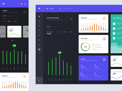 X-Dashboard UI V3 dashboard app dashboard design dashboard ui dashboad ux design web design web ux inspiration ui design design ui