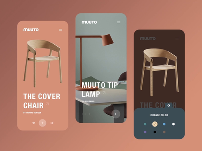 Muuto Mobile Interaction - Vol2