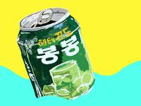 Bong Bong Grapez Sodaz