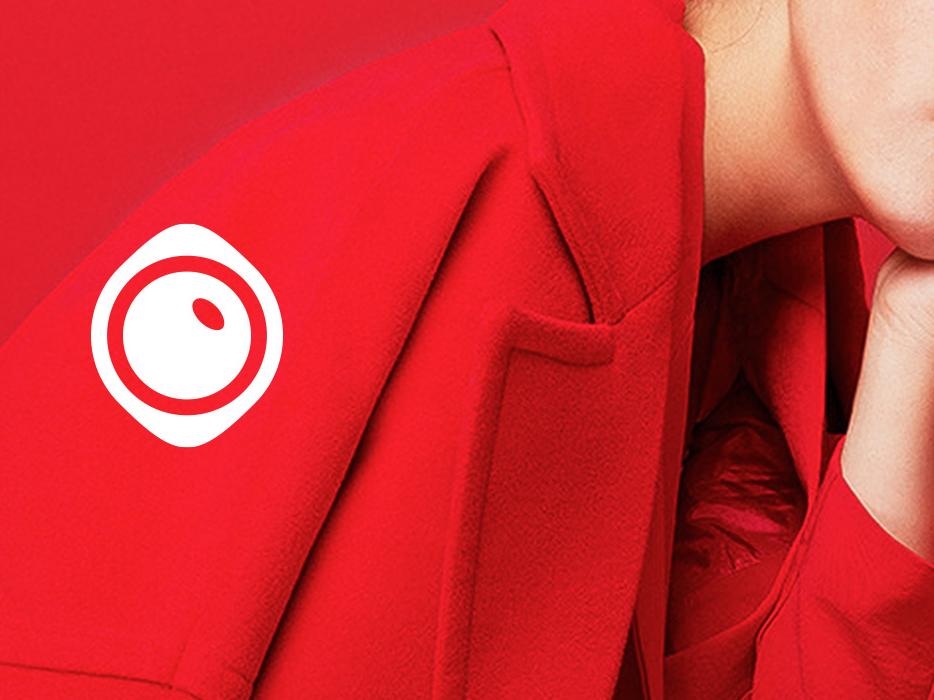 fairy mirror branding fairy mirror offline retail fashion brand conine logo illustration icon design