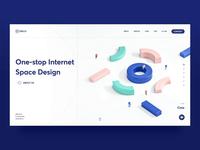 Website design for Indeco