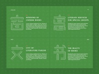 graphic design for website