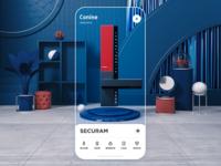 smart lock app concept