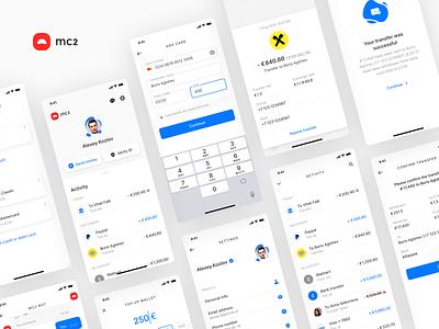 Remittance app concept transactions finance concept payment typogaphy minimal design ui interface app mobile app mobile