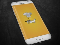MyChef Concept App for Cooking and Recipes