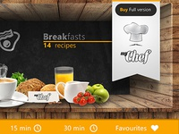 5 Breakfast Meni Aktiv