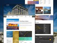 Destination Landing Page (WIP)