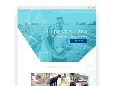 Best Super Website Design