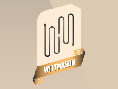 Wittmasonlogo dribbble