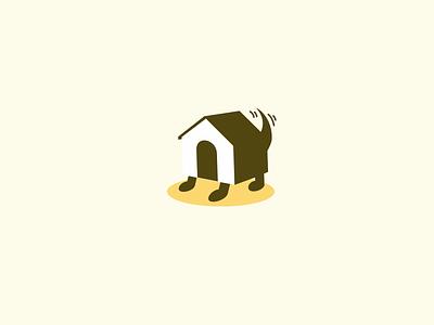 3 Legged Dog dog logo dog icon dog icon logo