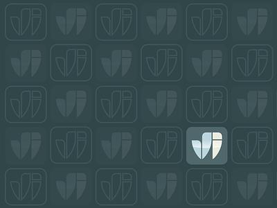 Visual Inventor Logo icon logo