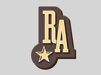 RA sign logo