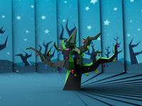 Paper tree #2