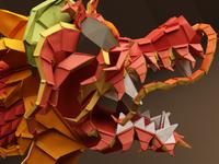 Paper Dragon 2