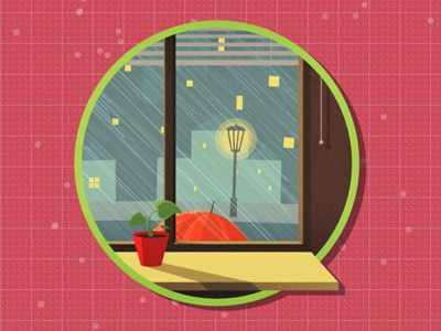 Yandex.Taxi #1 2d taxi car animation weather restaurant night city airport cinema app motion