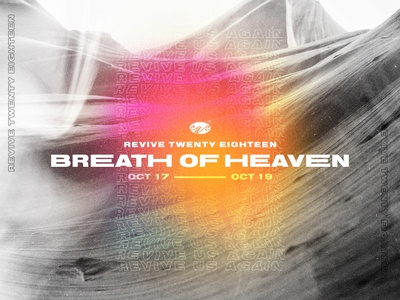 Revive 2018 - Breath of Heaven