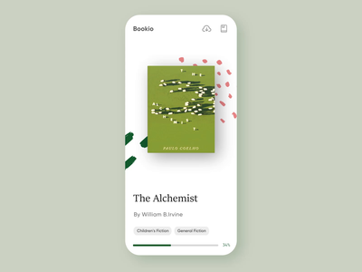 Audio Book - App Concept