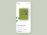 Audio Book - App Concept
