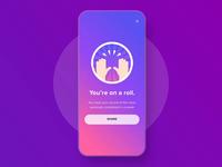 Badges Design - Fiton Fitness App