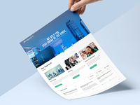 Future-Moves Group (Consulting Website)