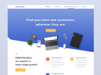 Newton Bell - Digital Marketing