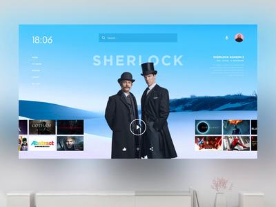 Movies App - Smart TV OS