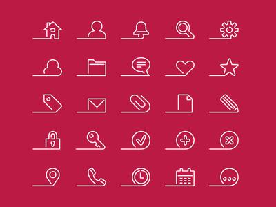 Afloat - 25 Premium icons