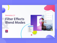 Filters and blend modes