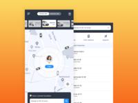Taxi Ride Booking App