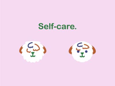 Self-care.