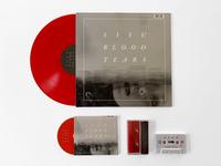 SISU Blood Tears Album Artwork, Side B