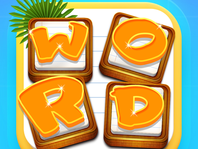Word Puzzle App Logo