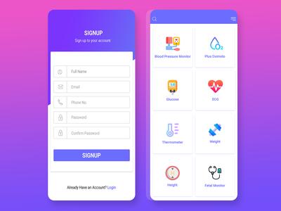 online helth care app