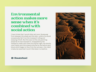 Environmental Brand! climate climatechange social app colorful typography branding graphic design