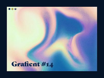Grafient #14 colorful illustration graphic design brutalist brutalist design brutalism gradient color gradient design gradients gradient
