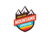 Mountains Expedition Badge