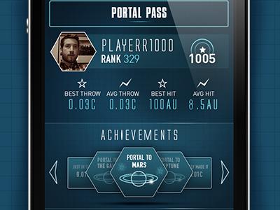 Portalball profile