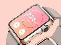 Simple App for young mommys on Apple Watch